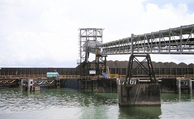 Conveyor batu bara_Produk_PT Inasa Wahana Lestari Jakarta Indonesia 618x382