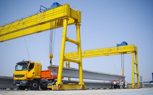 Gantry crane double girder_Produk_PT Inasa Wahana Lestari Jakarta Indonesia 618x382